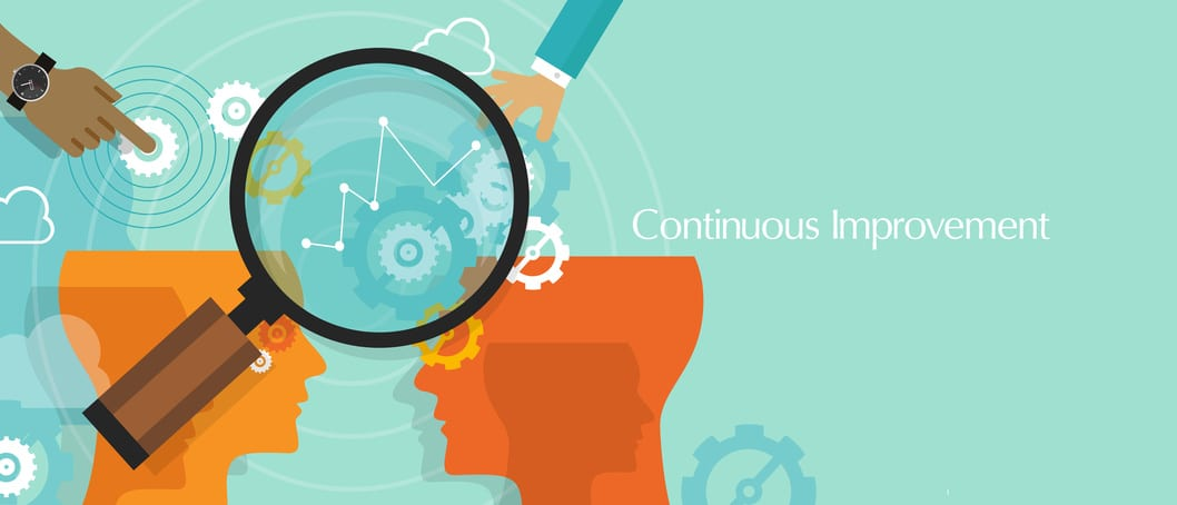 continuous improvement mind shift sales and applications, sales leadership, sales training