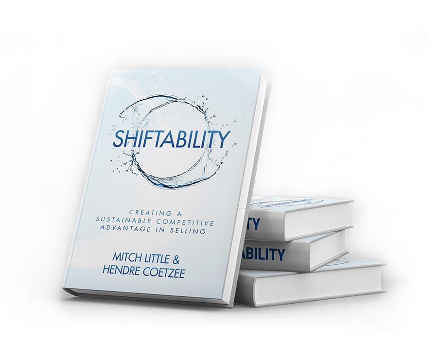Shiftability: Kindle Version Available